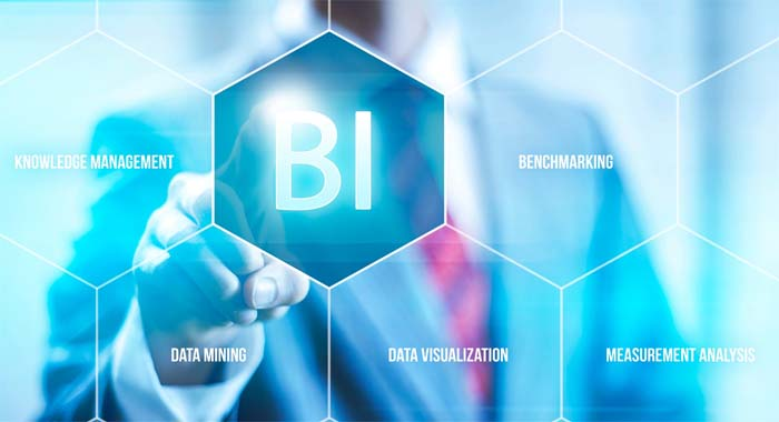 هوش تجاری (Business Intelligence) (سورنا)